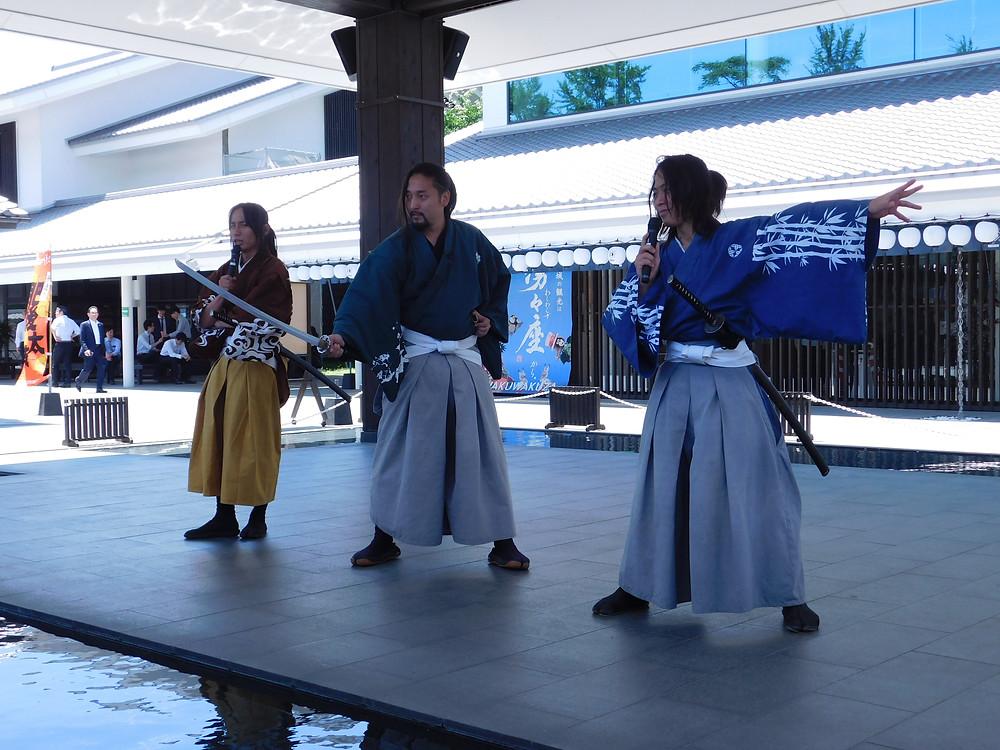 Sumarai show