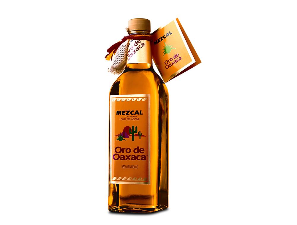 Mezcal de Oro de Oaxaca