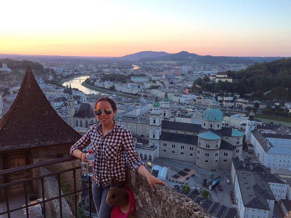 Austria, mi amor.