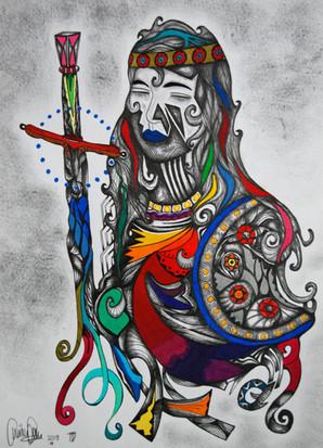 Maria mit dem Schwerte (2019)