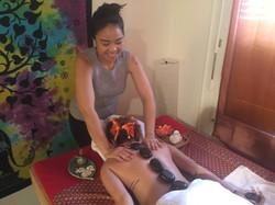 Hot Stone Massage 27