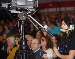 Live cameraregistratie