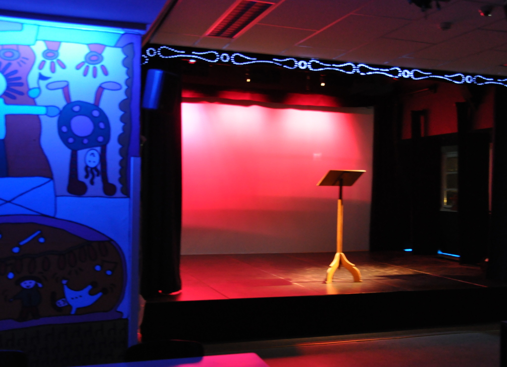 Molenwerf theater lagere school