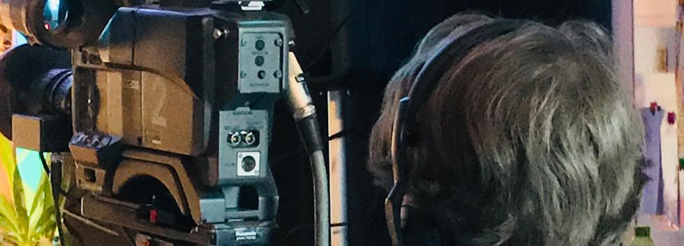 Bediende camera