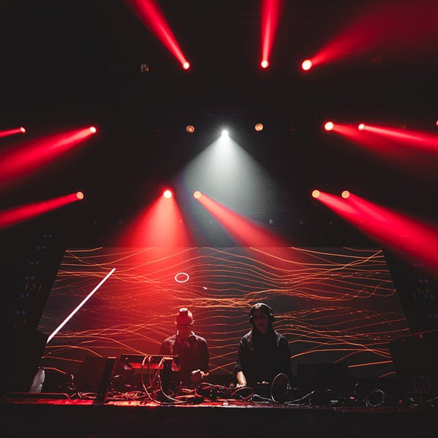 HER with Fo & VRGN at Sonar