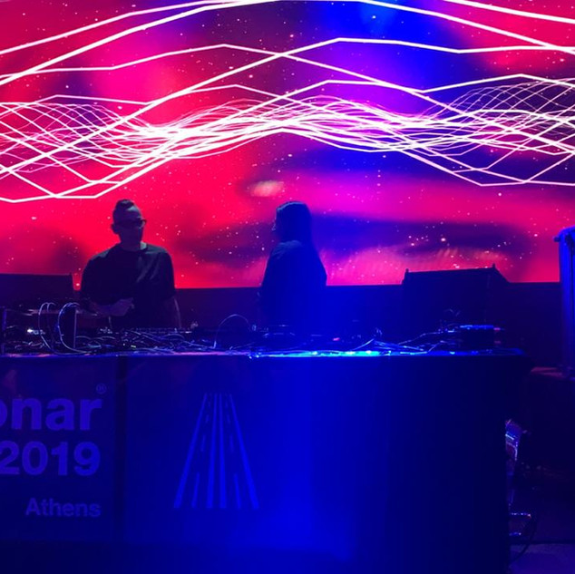 HER with Fo & VRGN at Sonar Athens