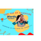 Time for An Adventure-Words