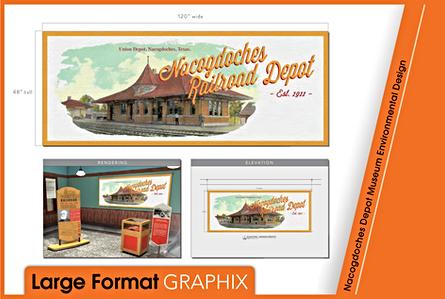 Large Format GRAPHIX