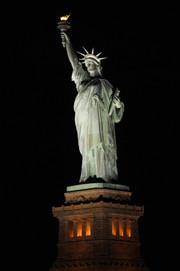 Iconic Statue Of Liberty