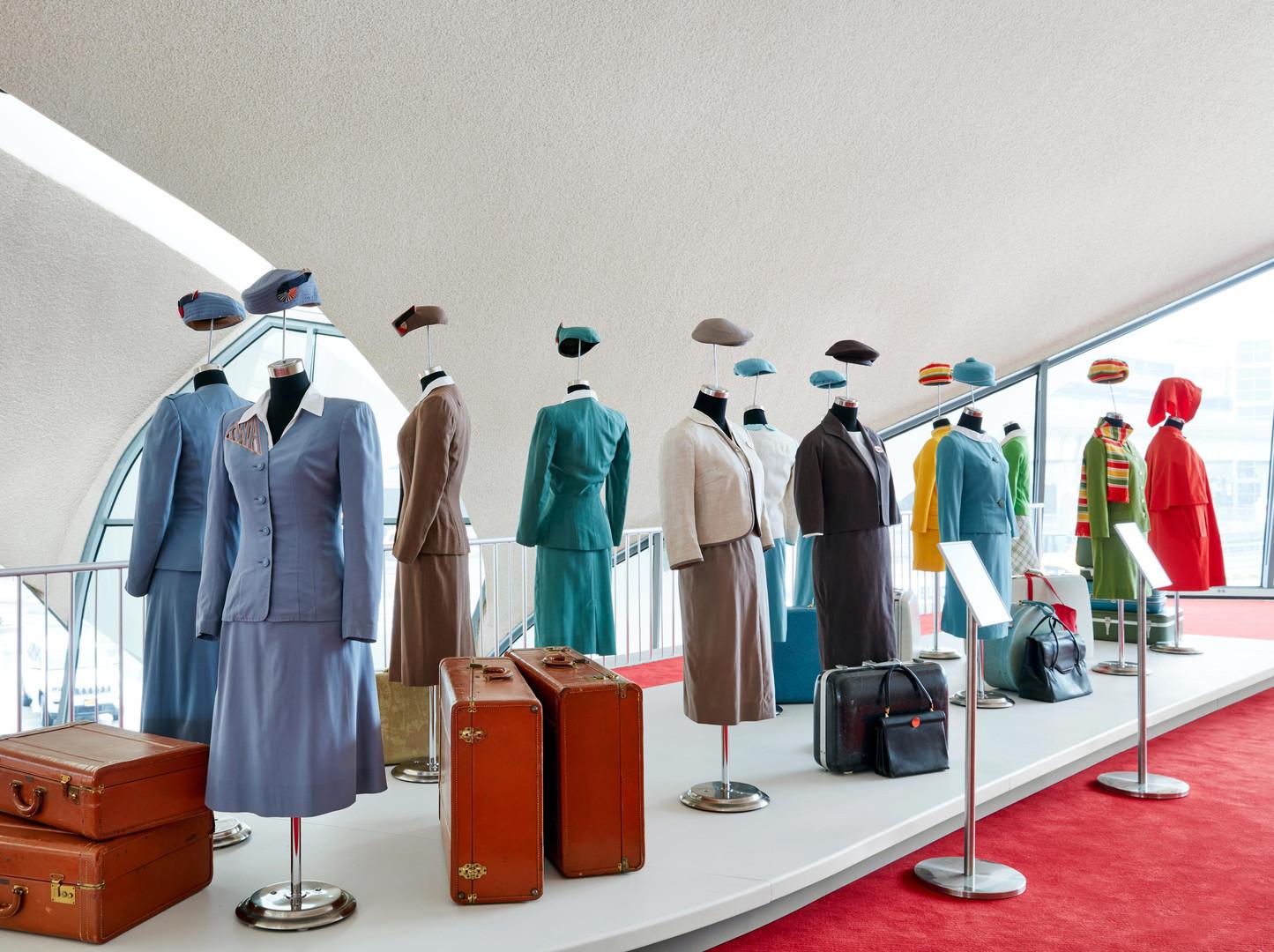 TWA Hotel's Many Museum Exhibits
