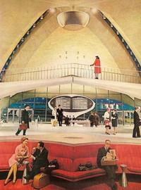 Terminal 5 - Eero Saarinen's Futuristic Vision
