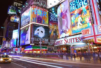 Famed Broadway
