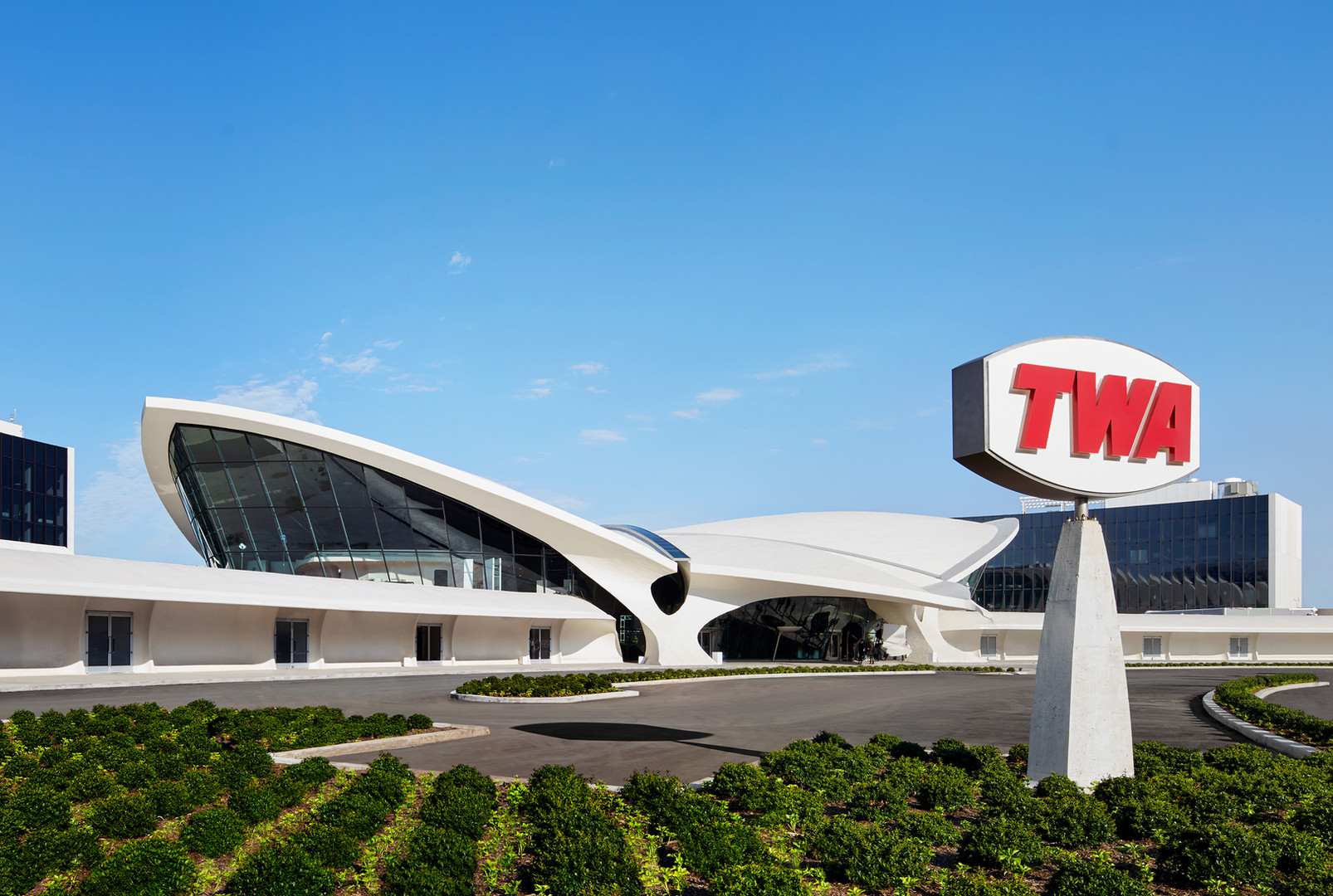 Half a Century Later, The TWA Hotel