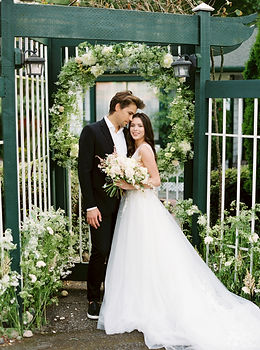 Seattle wedding event florist