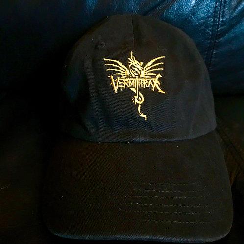 Vermithrax Dragon Logo Baseball Hat/Cap