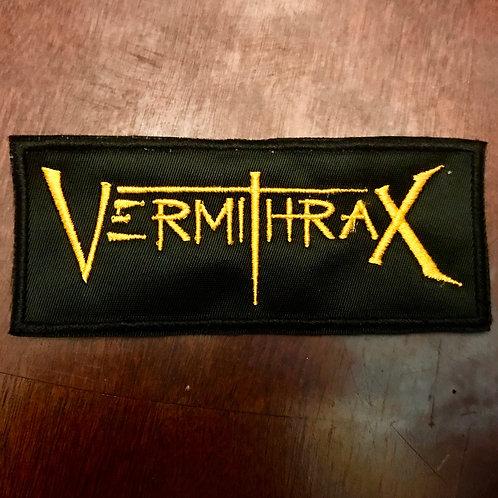 Vermithrax Old School Handmade Patch