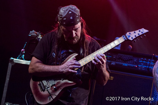 Pictures from the recent show with Fates Warning.