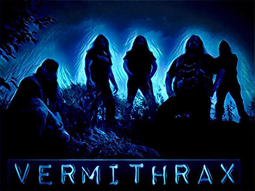 Vermithrax 8x10 Glossy Band Photo (Autographed)
