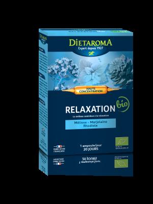 Relaxation bio (concentré intégral de plantes)