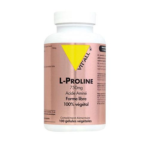 L-Proline 750mg