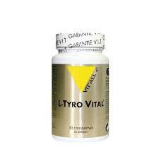 L-tyro vital complexe équilibre de la thyroïde