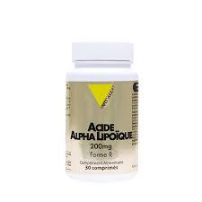 Acide alpha lipoïque