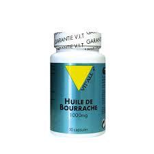 Huile de bourrache 1000 mg