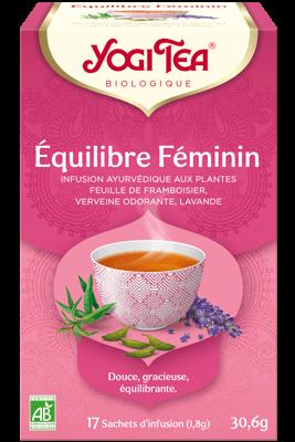 Yogi Tea Équilibre Féminin Bio