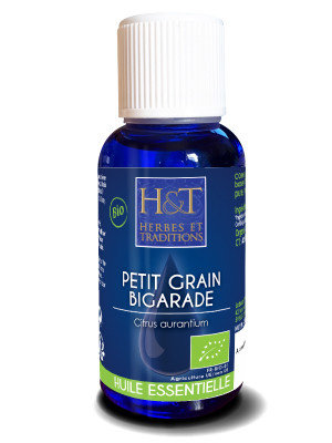 HE 30 ml Petit Grain Bigarade bio