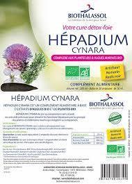 Hépadium Cynara bio