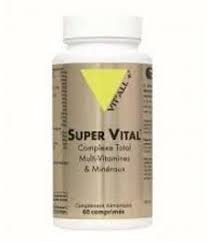 Super vital (multi-vitamines & multi-minéraux)