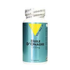 Huile d'onagre 1000 mg