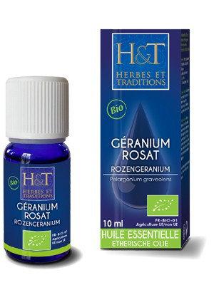 HE Géranium rosat bio