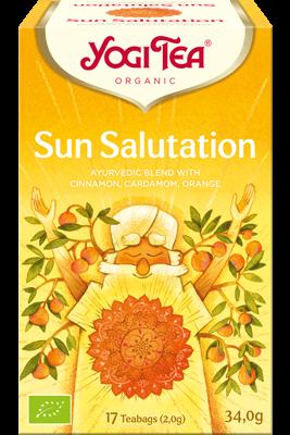 Yogi Tea Sun Salutation Bio