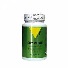 Sily vital ( chardon marie, silymarine extrait standardisé)