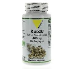 Kudzu bio 400 mg extrait standardisé