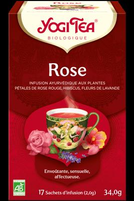 Yogi Tea Rose Bio