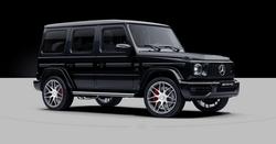 Mercedes Classe G AMG 2021 exterieur dro