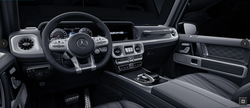 Mercedes Classe G AMG 2021 interieur