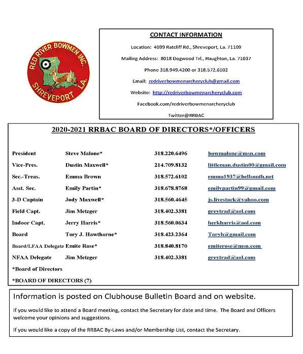 2020-2021 Board of Directors.docx 02 26