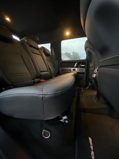Mercedes Classe G sièges arrières.JPG