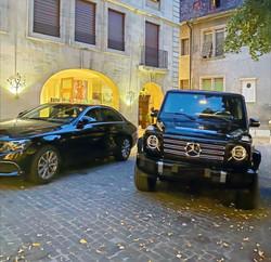 Mercedes Classe G AMG 2021 - Mercedes Classe E 2021