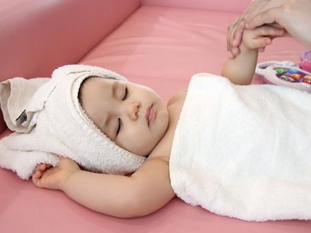 I DON'T Massage Babies