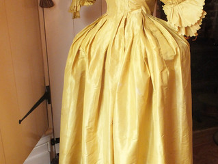Take Two Gowns: Mid 18th Century Features