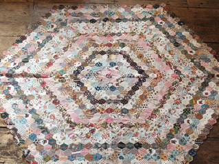 The mystery of the patchwork quilt