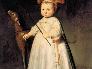 The Language of Infant Clothes, c1650-1750 Part Two