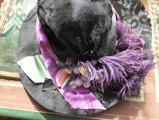 Rare Edwardian Suffragette hats