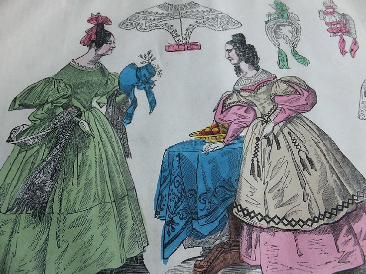 'Ladies Penny Gazette' Journal 1832-3 Romantic Era