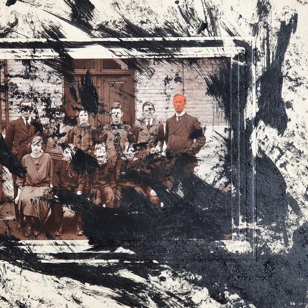 Den sorte skole, år 1910