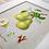 Thumbnail: BL22420 The Dauch Pear - Cross Stitch Kit Luca-S